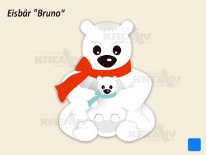 Eisbär Bruno
