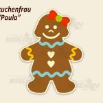 Lebkuchenfrau Paula