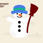Schneemann Ole