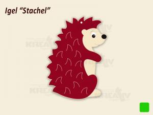 Igel Stachel