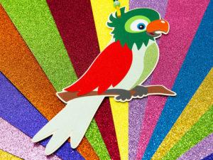 Papagei Antonio