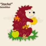 Herbstedition: Igel Stachel